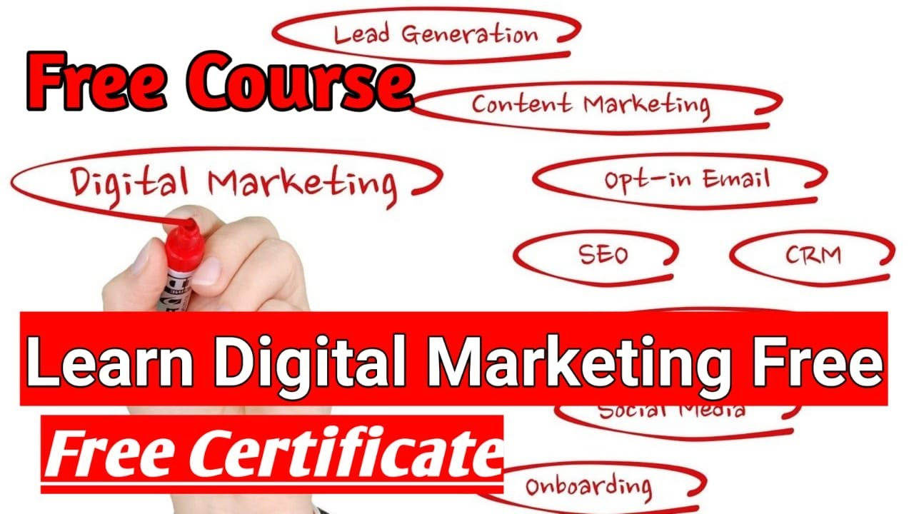 Instagram, optimization, social media, analytics, seo, ppc, email, webcopy, ux, content mkt revealed: Free Digital Marketing Course || Digital Marketing Course ...
