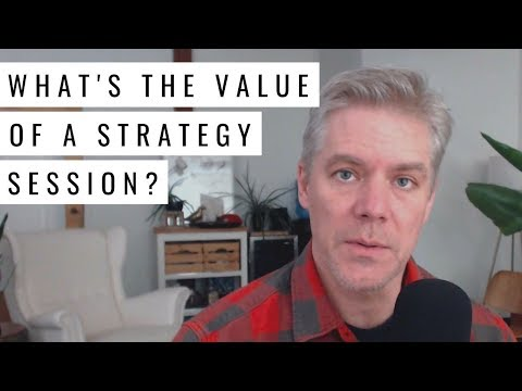 What's The Value Of Strategy? How To Sell Strategy Consulting Services With Value-Based Pricing