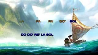 Auli'i Cravalho - How Far I'll Go (。◕‿◕。) MOANA - Flauta dulce   ❤❤❤