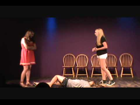 KOS Acting Skit 2010 - YouTube
