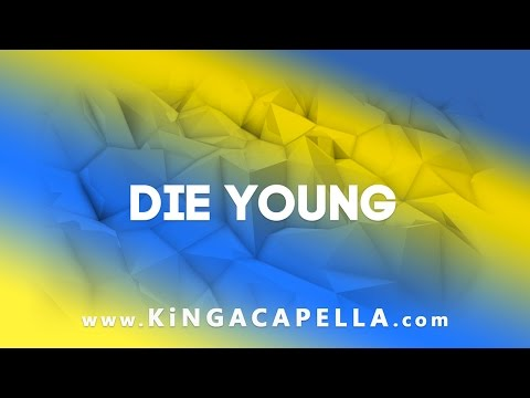 Kesha - Die Young (Studio Acapella)
