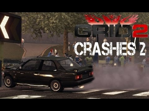 GRID 2 Crashes 2 HD