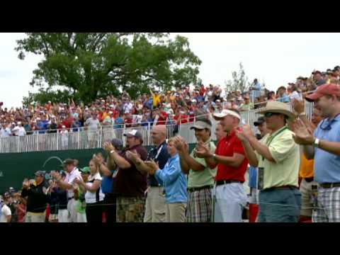 Shot of the Day: Stuart Appleby birdies 18 to shoot 59 at Greenbrier Old White Course
