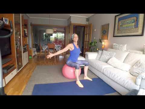 BPXport DONOSTIA   2020 05 28   MAITE GARCIA   Pilates para Embarazadas Suave