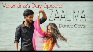 zaalima dance   valentine s day special   raees   dancexivishal feat talk of the town