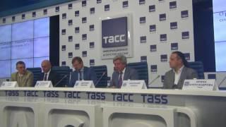 Пресс-конференция Росгосцирка в ТАСС 24 июля 2017 г.