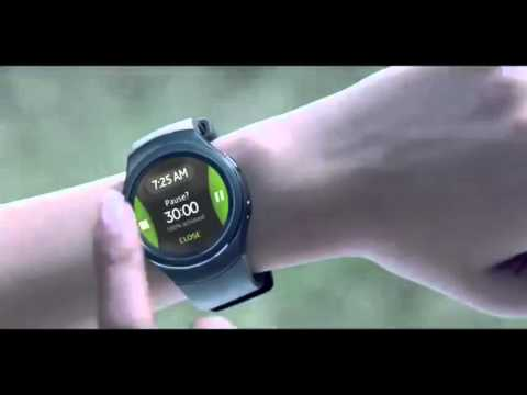 Samsung gear S2 Commercial.