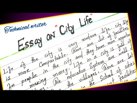 Essay about village and city life rollins college admissions essay