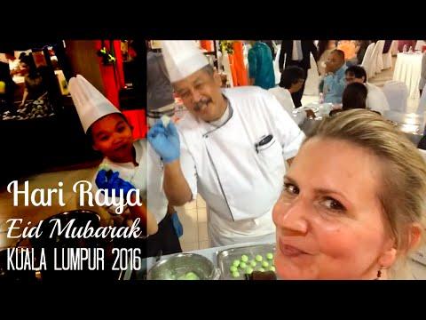 Kuala Lumpur | Hari Raya Eid Mubarak Festival