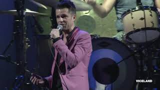 The Killers - Glamorous Indie Rock & Roll (Governors Ball 2016)