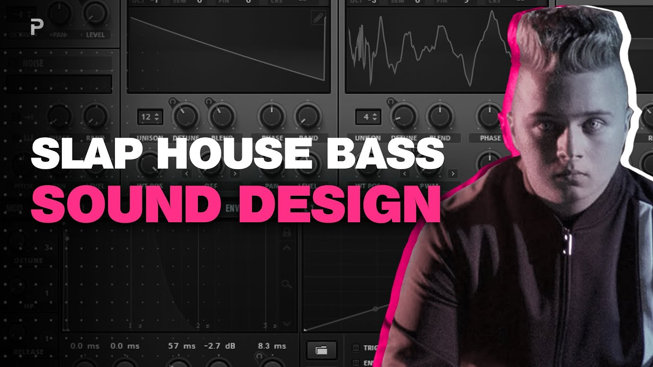 How to make a slap house bass in Serum
