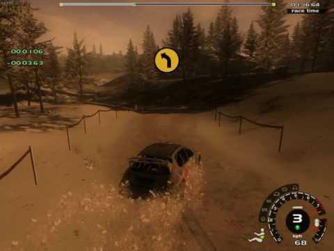 Xpand Rally Simulation Career - Race 60 |