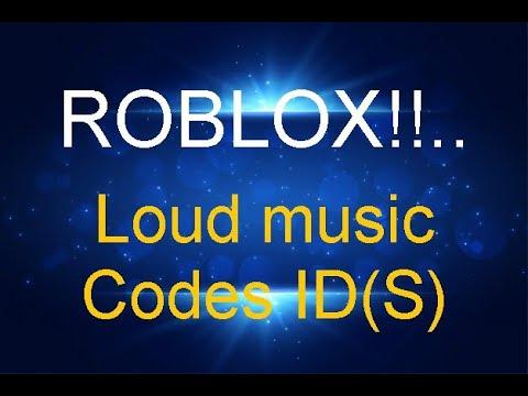 loud roblox id codes 2019