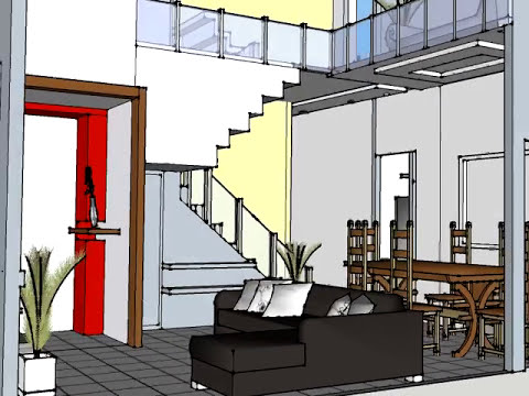 Interior Designers In Pune 3BHK Row House Interior YouTube