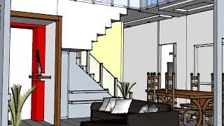 Interior Designing in Pune- 3BHK Row House Interior design ideas