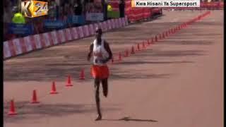 London Marathon : Eliud Kipchoge na Vivian Cheruiyot washinda