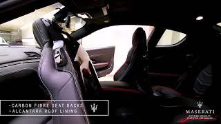 Maserati Pre-Owned GranTurismo MC Stradale Centenario Edition