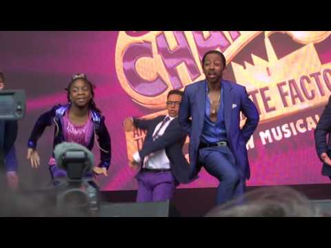 West End Live 2016   Charlie and the Chocolate Factory