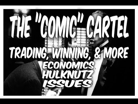 The COMIC Cartel LIVE The Family Makes A Trade, A Don Wins Big, And More.. Welcome To The Family