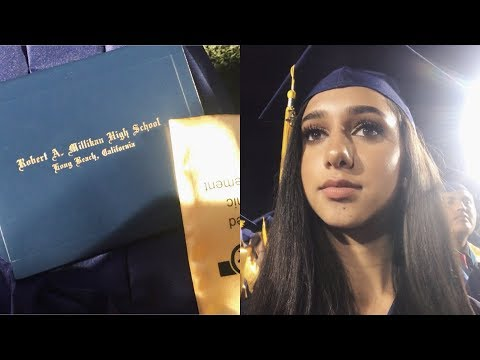 HIGH SCHOOL GRADUATION VLOG! 2017