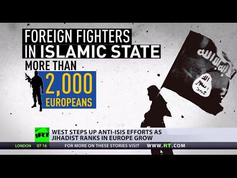 Jihad Inside: Extremists ranks in Europe grow