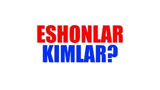 """Savol-javob: """"Eshonlar kimlar?"""" (Shayx Sodiq Samarqandiy)"""