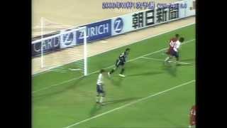 「オマーン × 日本」2006年W杯 1次予選 (第5戦) ハイライト