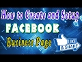 How to Create and Setup Facebook Business Page 2017 | Definite Solutions