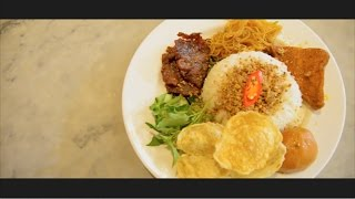 Wonderful Indonesia Culinary & Shopping Festival - Kafe Betawi