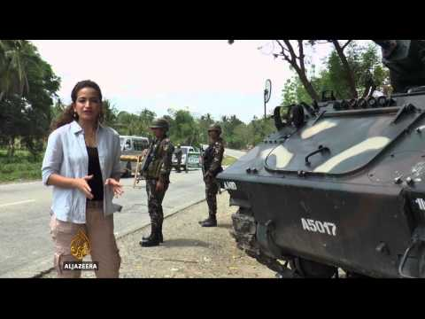 Refugee crisis looms in the southern Philippines