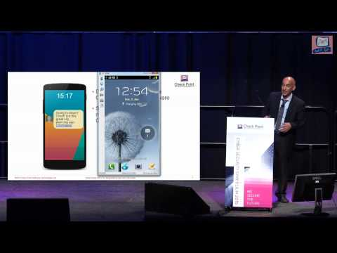 Cyber Security Symposium 2015 - Your Mobile Device is Not Secure - Let Me Show You a Hack streaming vf