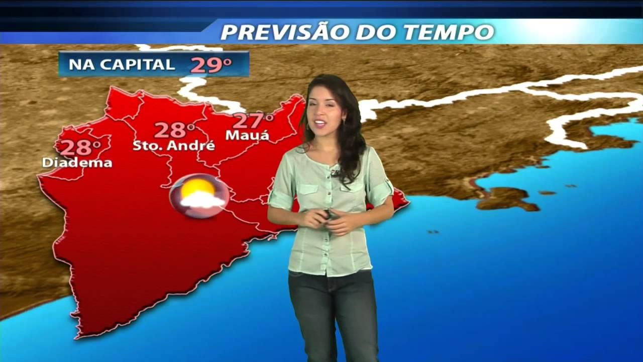 Previsão Do Tempo Para Os Próximos Dias Em São Paulo Youtube