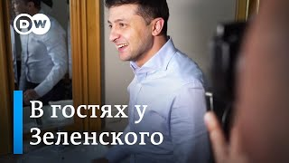 Зеленский показал свой кабинет и раскрыл секреты работы президента