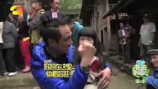 """爸爸去哪儿第二季之""""万能王""""吴镇宇哄娃招式大公开"""