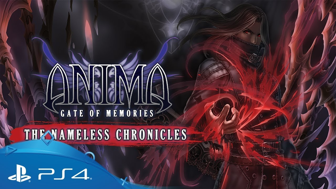 Anima Gate of Memories: The Nameless Chronicles | Launch Trailer | PS4