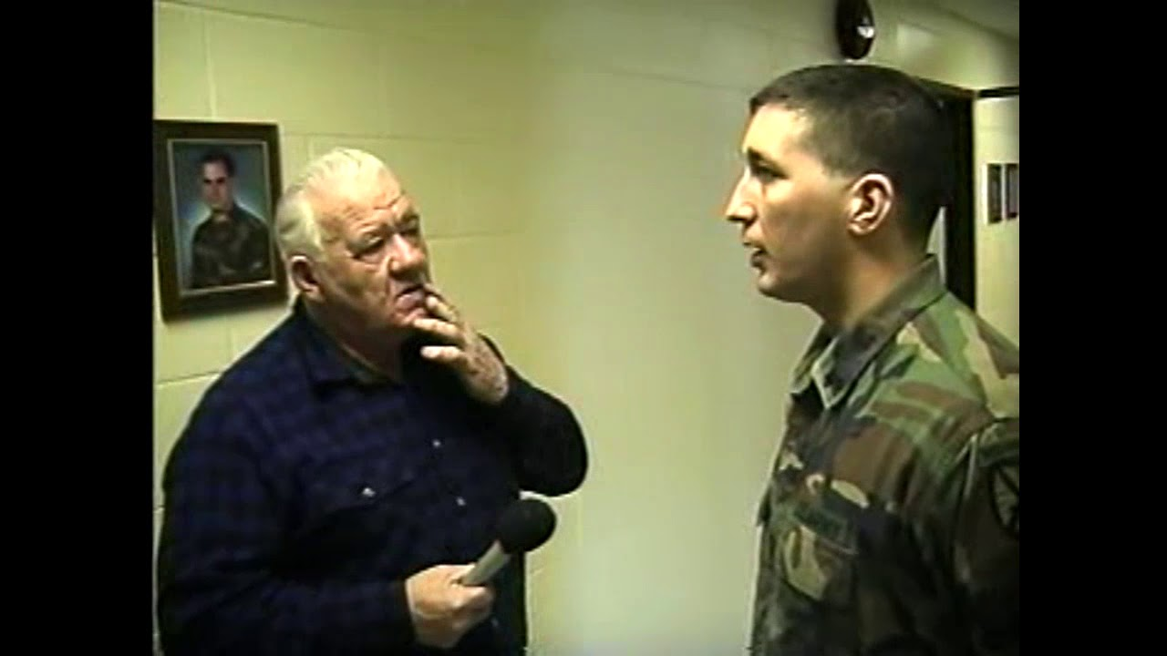 WGOH - Army National Guard part two  4-7-94