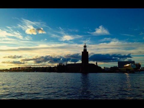 Welcome to Stockholm Event at the City Hall