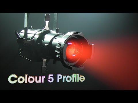 Elation Professional - Colour 5 Profile