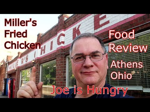 Miller's Fried Chicken Athens Ohio Review Best Fried Chicken