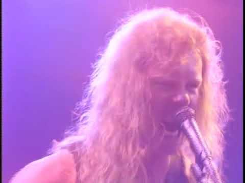 Metallica   Blackened Live Seattle 1989 720p HD