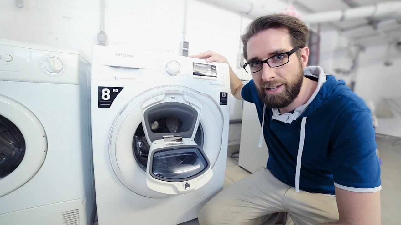 Samsung AddWash WW6500 Waschmaschine