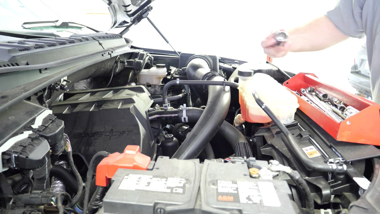 2016 F 150 2 7l Ecoboost Oil Change