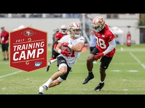 Camp Highlight: Trent Taylor's Final Tune-up Before KC