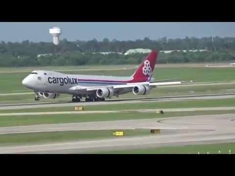 Aviation Therapy- 45 min of Plane Spotting at KIAH