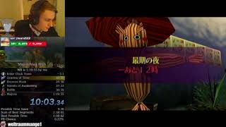The Legend of Zelda: Majora's Mask Any% Speedrun (1:19:50)