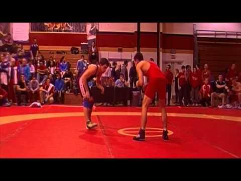 2014 Guelph Open: 57 kg Dylan Bray vs. Tim Clement