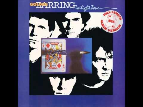 Golden Earring Twilight Zone UK 12'' inch 1982 full length version extended