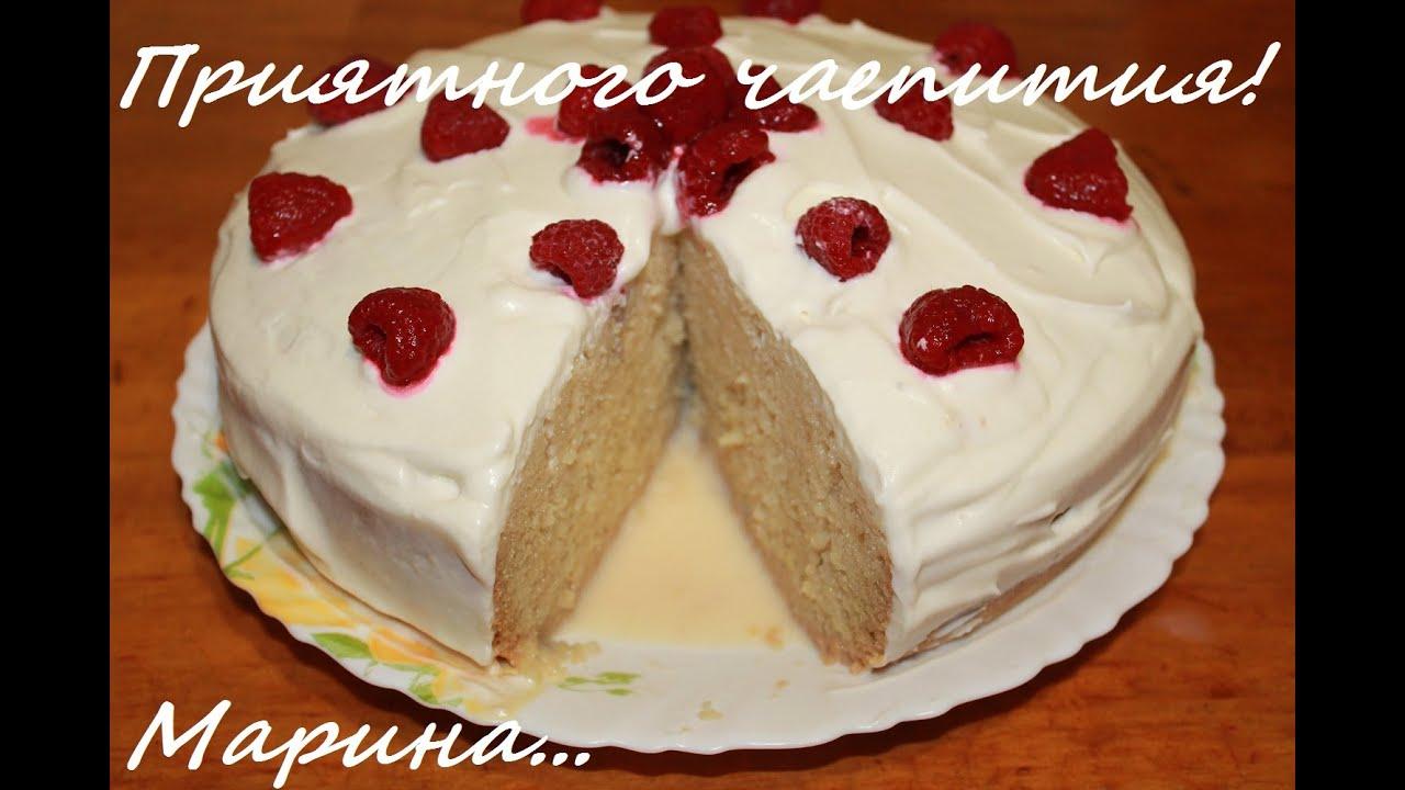 Вкусные торты приготовить своими руками