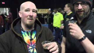 Extreme Beer Fest 2016 with Dogfish Head Hoo Lawd and other reviews