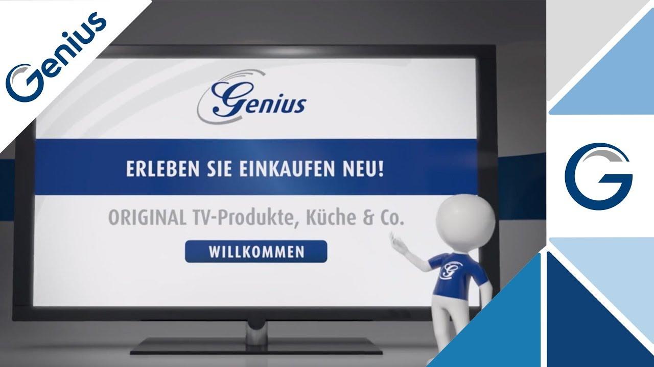 GENIUS - TV SPOT 2013 - YouTube
